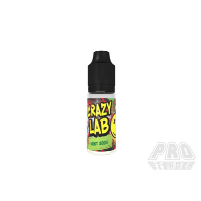 Crazy Lab - Mint Soda