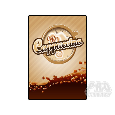 Sneak Peak - Coffee Cappuccino