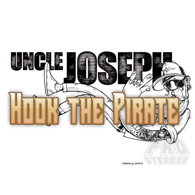 Uncle Joseph - Hook the Pirate