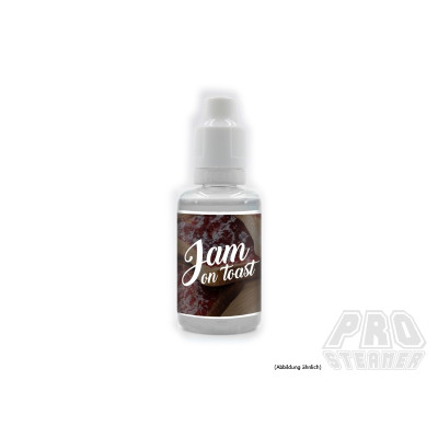 Vampire Vape - Jam on Toast