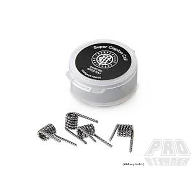 Thunder Parallel Clapton Coil